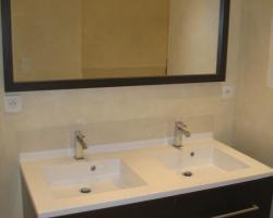Menuisier salle de bain sur mesure Paris