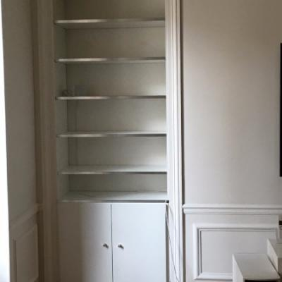menuisier chambre paris. Black Bedroom Furniture Sets. Home Design Ideas