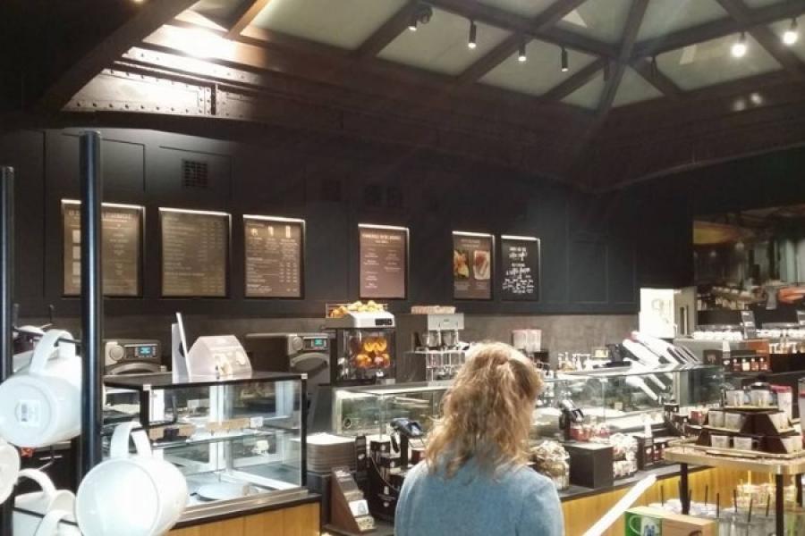 Starbucks Capucines