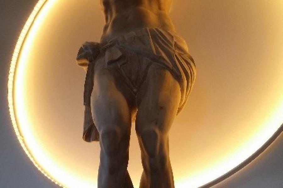 Support de Statue