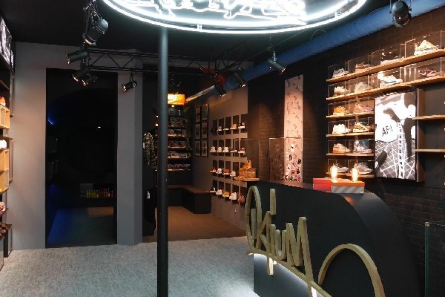 Boutique Opium Paris