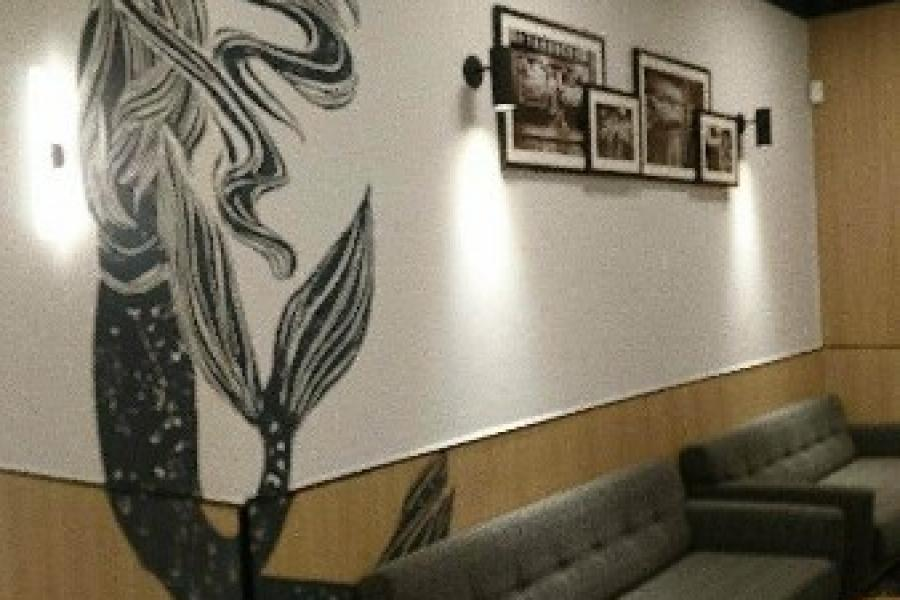 Starbucks Lyon Confluence
