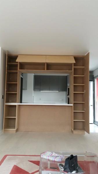 menuisier cuisine additif de cuisine paris 17e. Black Bedroom Furniture Sets. Home Design Ideas